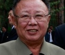 Kim Jong Il murió, presidente de Korea del Norte