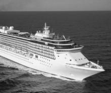 Crucero encalla en Italia