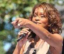 Whitney Houston murió en su bañera